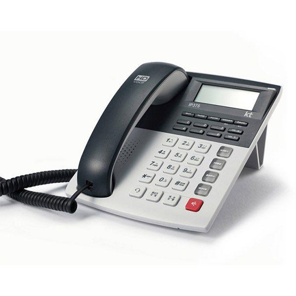 사용이 편리한 기업용 인터넷 전화기